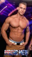 Josh at club topless