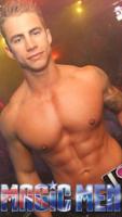 Josh stripper topless hunk
