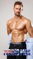 Josh H topless waiter