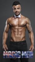 Waiter Chris topless