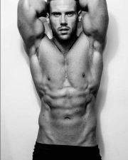 Sydney male stripper Deacon