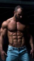 Brad male stripper