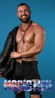 Melbourne-Male-Stripper-Leon-Victoria-Magic-Men-Australia