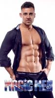 Lukas topless waiter