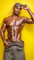 Male stripper Tyreese pilot
