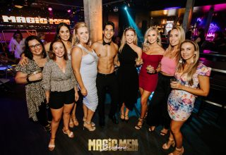hens night brisbane