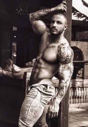 male stripper Eros