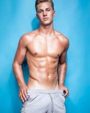 topless waiter christian