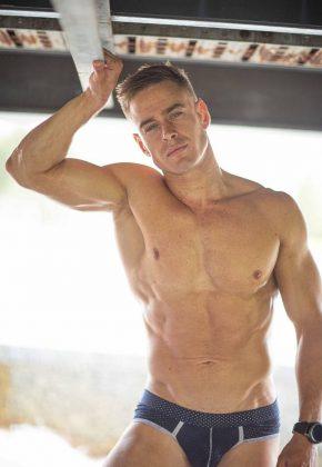 Andrew male stripper Magic Men