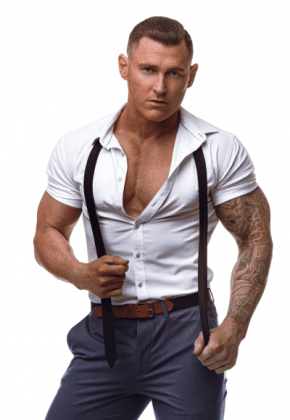 Ceaser-male-stripper-and-entertainer-Melbourne
