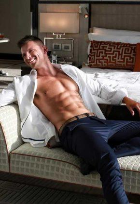 Dallas male stripper Magic Men
