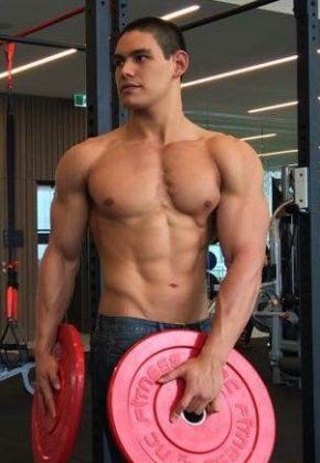 David K Melbourne Stripper