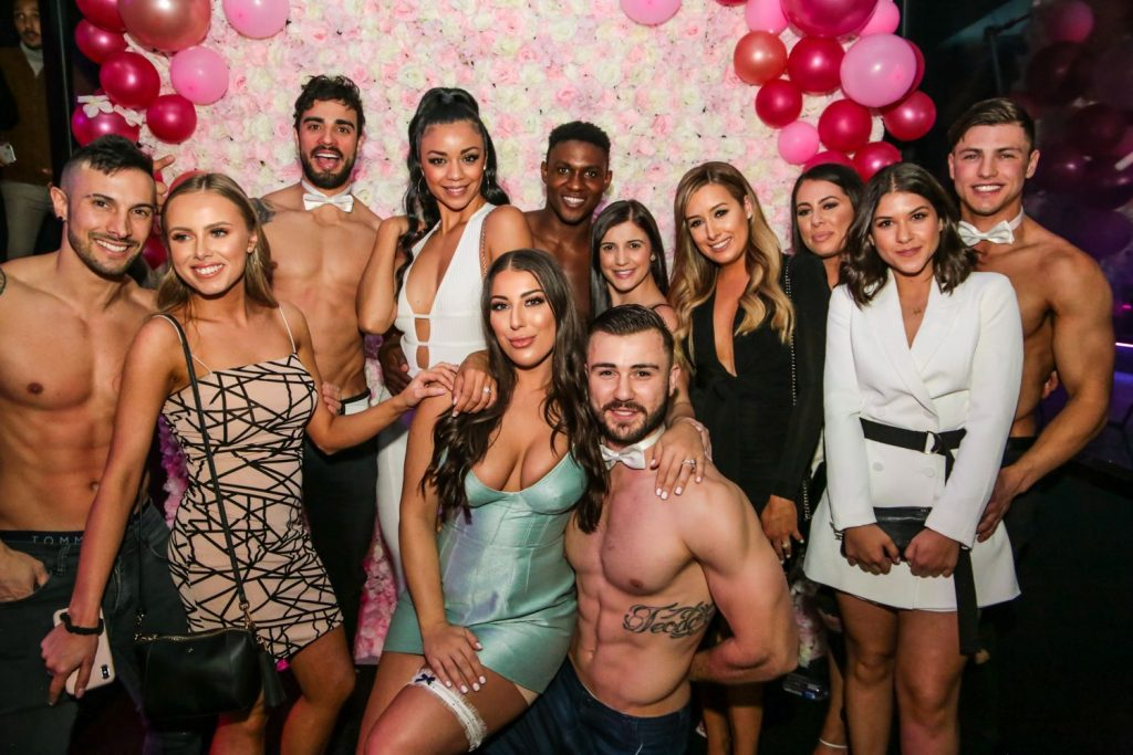 Enjoy every event and have fun performing as a male stripper