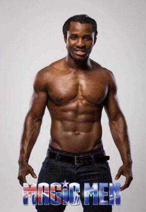 Hot Chocolate male stripper Magic Men