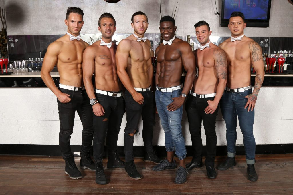 choose best male stripper names