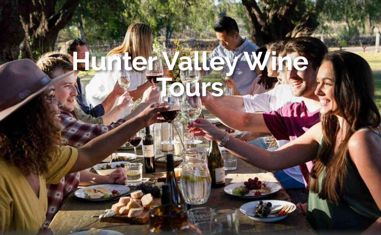 hunter valley wine tasting