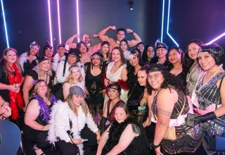 Big hens party group cover