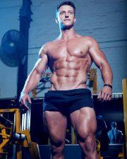 Sydney male stripper Sean