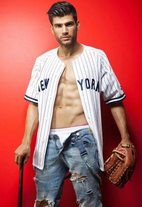 Johnny Star baseball