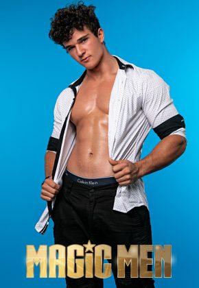 Josh J Magicmen Topless Waiter