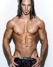 Brisbane male stripper Mark