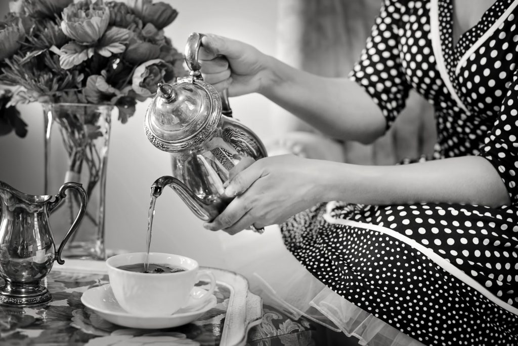 Magic Men Hens Ideas in Melbourne - High Tea