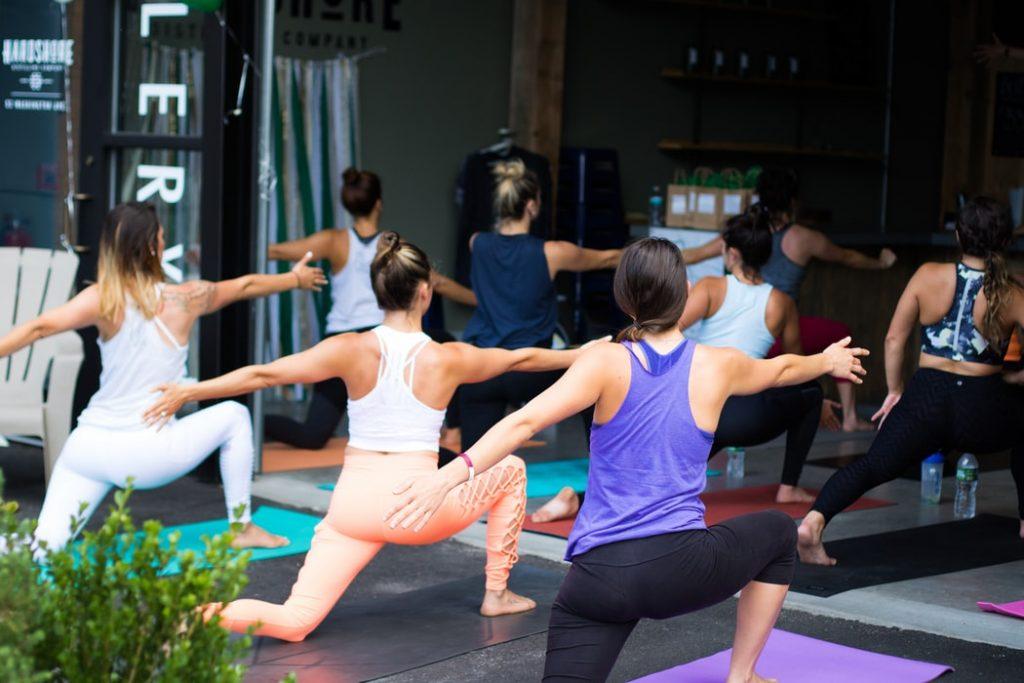 Magic Men Hens Ideas in Melbourne - Yoga