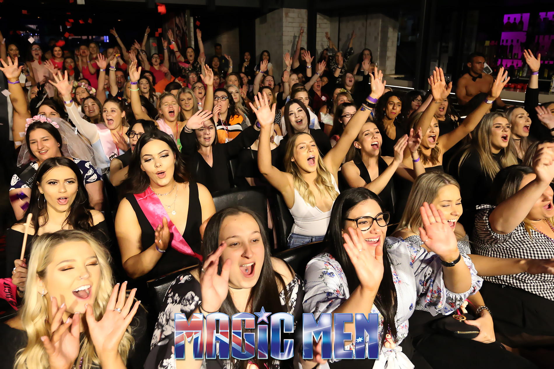 scream shout and dance at your next girls night melbourne