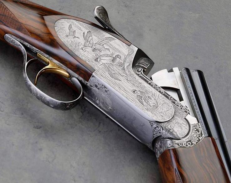 shooting range gun
