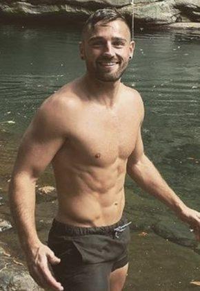 Melbourne-Male-Topless-Waiter-Alun-Victoria-VIC-Magic-Men-Australia