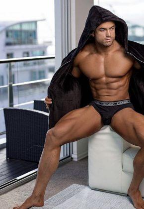 Rhys Sydney male stripper