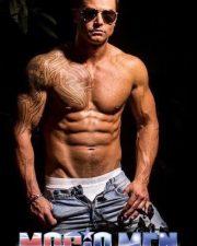 Sydney male stripper Jaxson