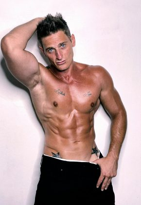 Sydney- Male Topless Waiter-Guido-NSW-New South Wales-Magic Men Australia