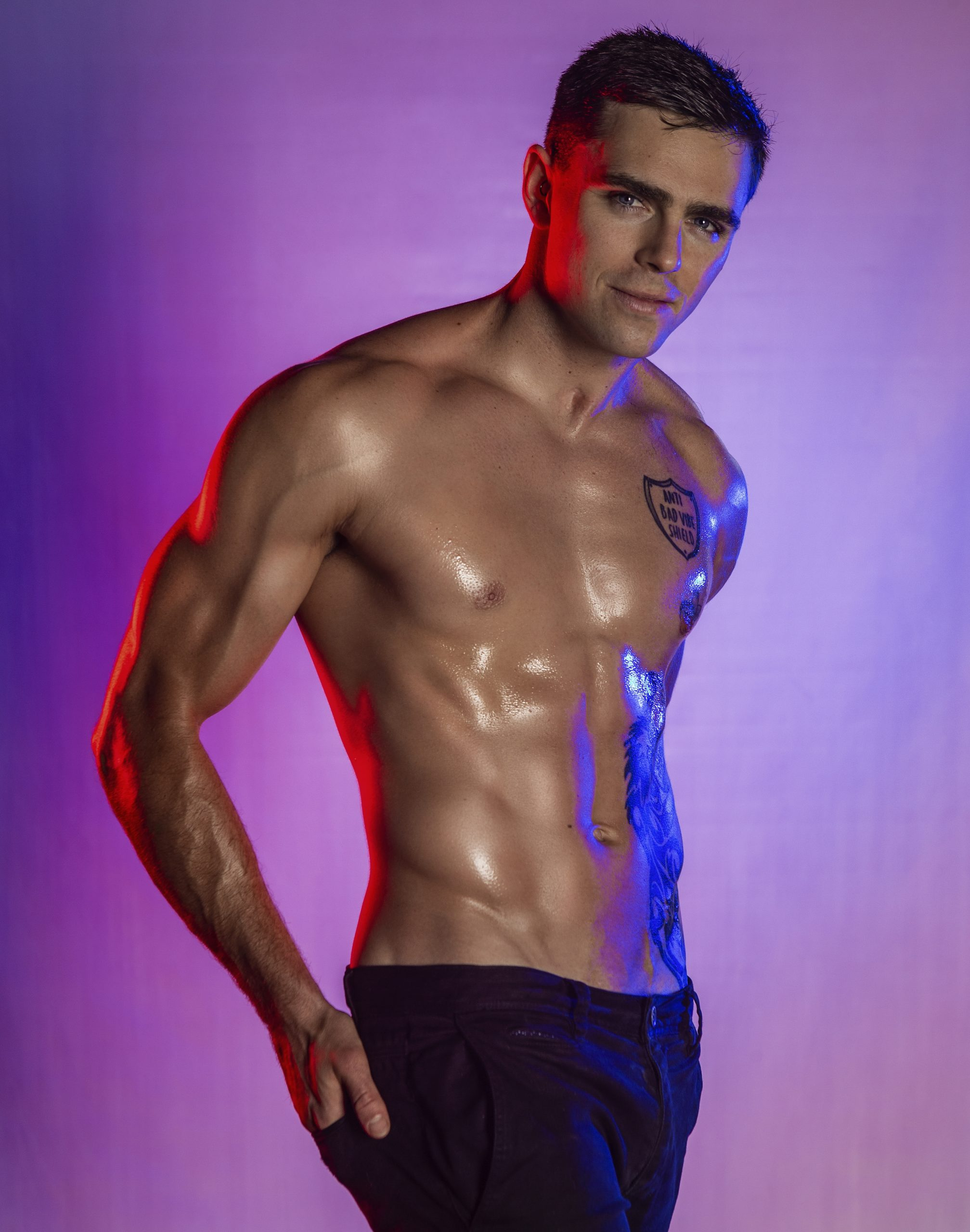 Sexy male stripper swansea