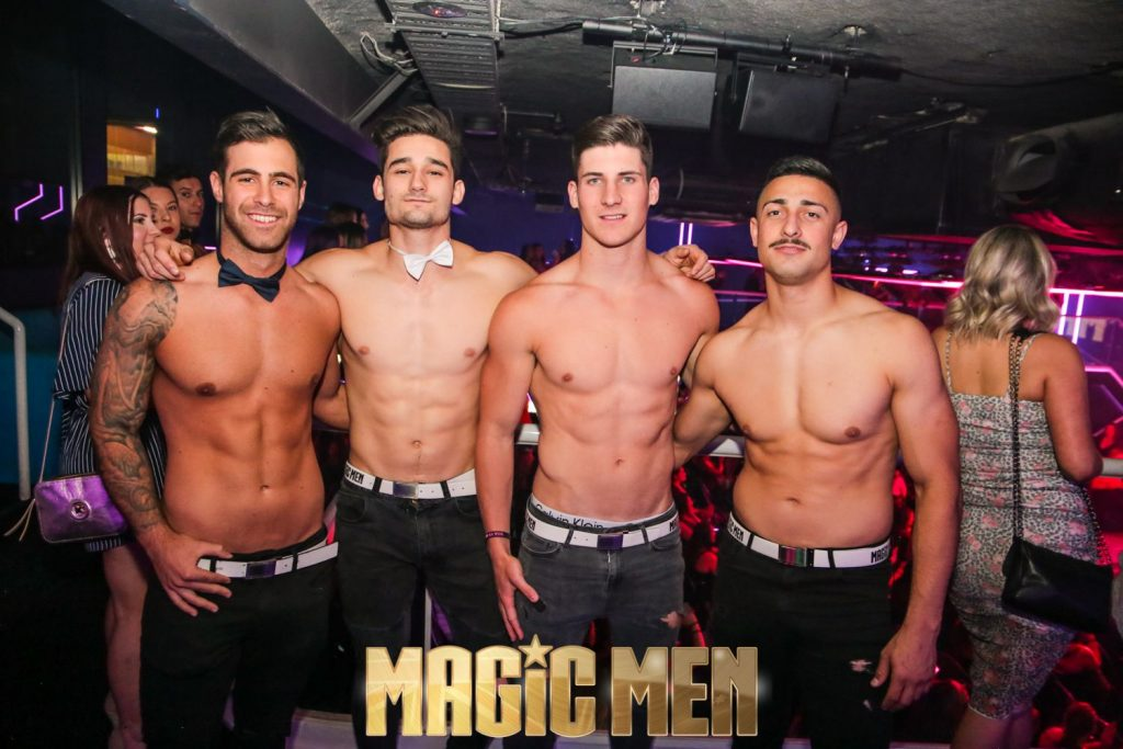 Basic Guide to help you in becoming a successful male stripper