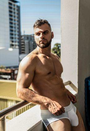 tony male stripper perth
