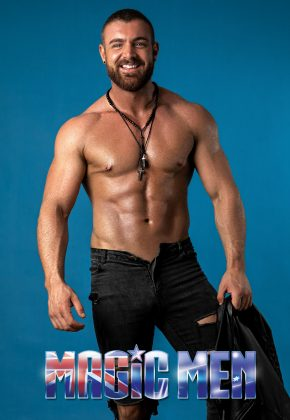 Victoria-Male Stripper-Leon-Melbourne-Magic Men-Australia