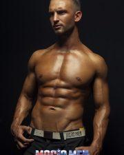 Melbourne topless waiter Alex