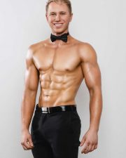 topless waiter