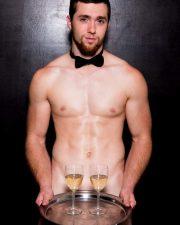 topless waiter queensland