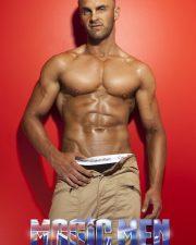Melbourne topless waiter Nate