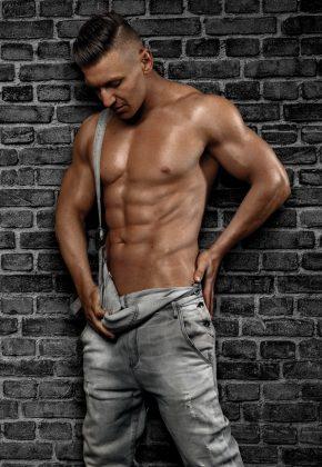 Melbourne-Male Stripper-Mitch A-Victoria-Magic Men Austalia