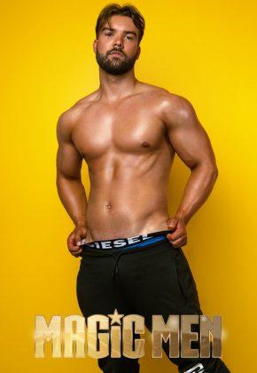 topless waiter jack melbourne
